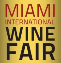 2012 Miami International Wine Fair 14 hasta 16 septiembre